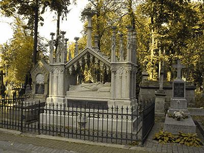 изготовление надгробий саркофаг