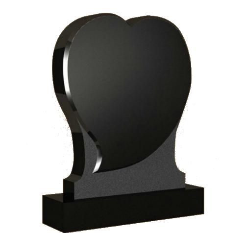 продажа памятников в форме сердца