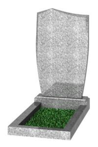продажа памятников серый гранит